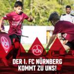 FCN Fussballschule beim FC Amberg